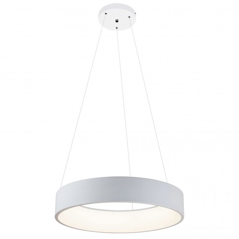 Suspensie LED Adeline 2510, 36W, alba