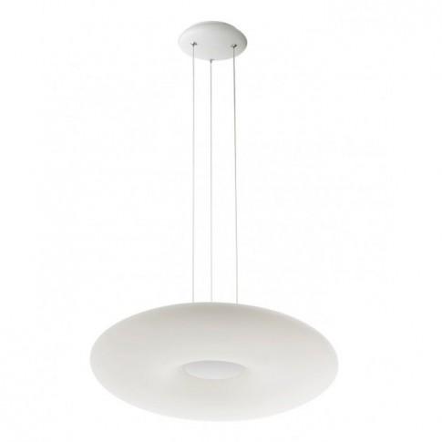 Suspensie LED Smarter Jade 01-1175, 24W, alba