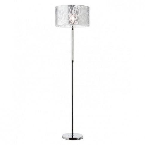 Lampadar Astrid 01-1179, 1 x E27, 1520 mm, argintiu