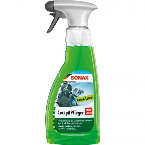 Solutie Sonax, pentru curatat bordul, aroma lamaie, 500 ml