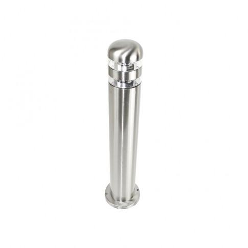 Stalp de iluminat ornamental Silver Cloud PNI-GL10, LED, 5W, 48.8 cm