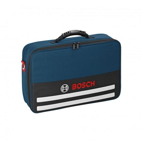 Masina de gaurit / insurubat Bosch Professional GSR 18-2-LI Plus, cu 3 acumulatori, 18 V, 1.5 Ah + 1 set de 25 biti + geanta textila
