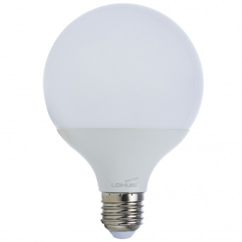Bec LED Lohuis Ecoline glob G95 E27 15W 1450lm lumina rece 6500 K