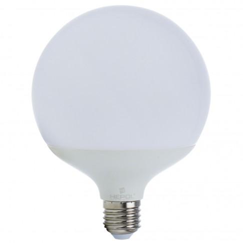 Bec LED Hepol Ecoline glob G120 E27 18W 1800lm lumina calda 3000 K