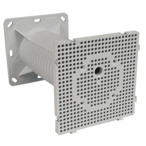 Platforma de montaj in izolatie termica MDZ, 120 x 120 x 200 mm