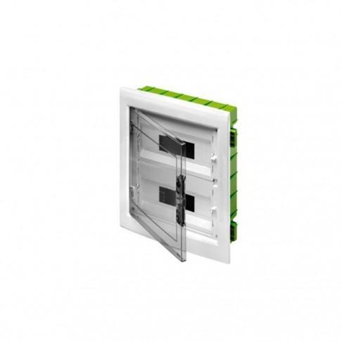 Tablou electric pentru gips carton Gewiss GW40606PM, incastrat, 24 (12 x2) module