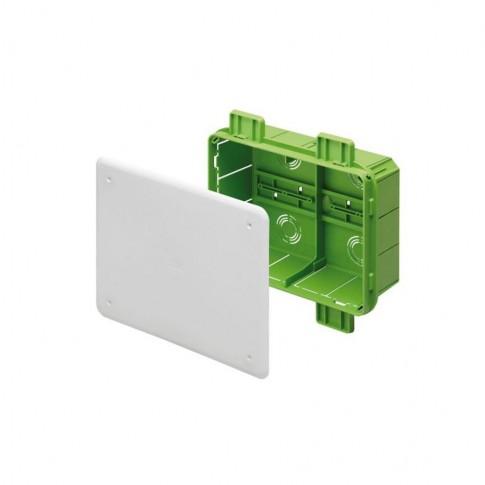 Doza derivatie gips carton Gewiss, incastrata, IP40, 480 x 160 x 75 mm