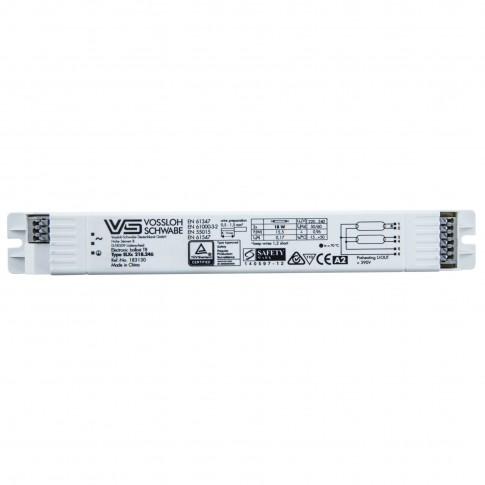 Balast electronic 2 x 18W
