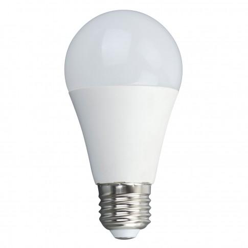 Bec LED Hoff clasic E27 10W 950lm lumina rece 6500 K, 24V AC/DC