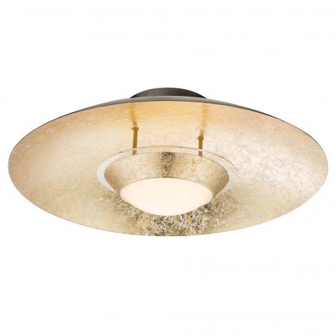 Plafoniera LED Atna 41902D, 18W, aurie