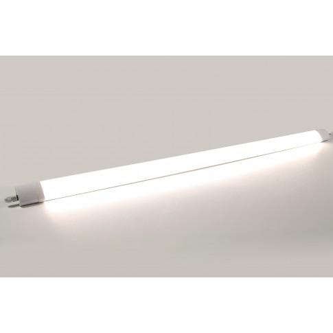 Corp iluminat LED XTIGHT TGH03NW, 45W, 4763 lm, aparent / suspendat, 155.6 cm, IP65, lumina neutra, alb