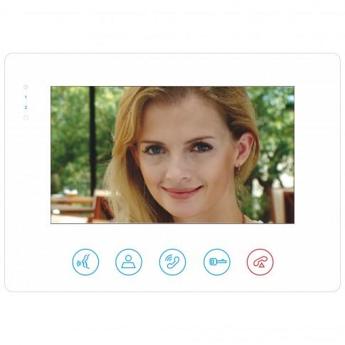 Monitor videointerfon 7 inch Well VDPM-DRAGONFLY-WL
