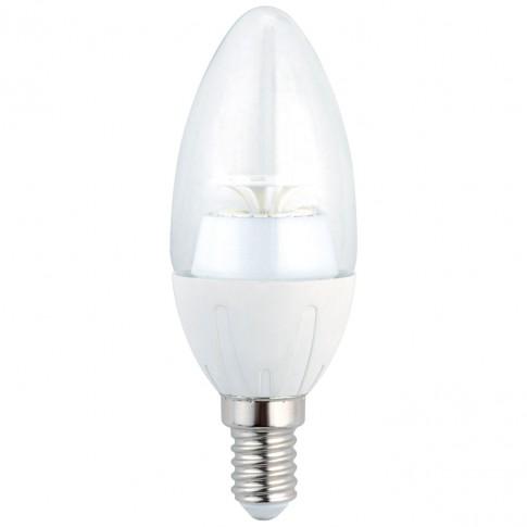 Bec LED Hoff lumanare E14 6W 540lm lumina neutra 4000 K