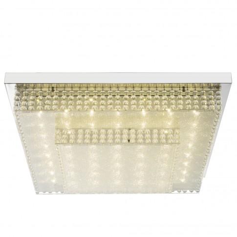 Plafoniera LED Cake I 48214-24, 24W, lumina neutra, crom + acril