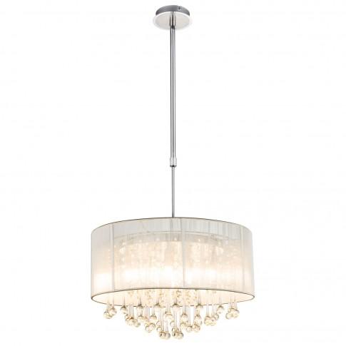 Suspensie LED Sierra 15094H, G9, 12 x 3W, transparenta