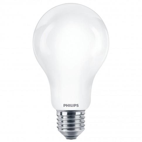 Bec LED Philips clasic A67 E27 13W 2000lm lumina calda 2700 K