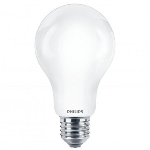 Bec LED Philips clasic A67 E27 13W 2000lm lumina neutra 4000 K