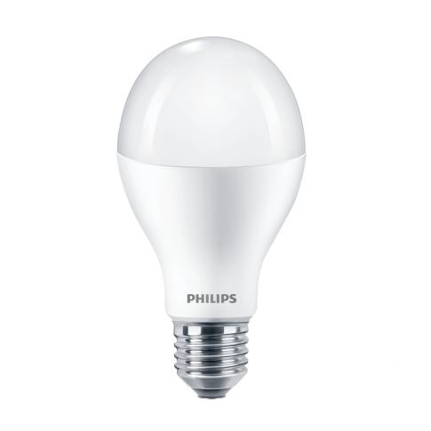 Bec LED Philips clasic A67 E27 15.5W 2000lm lumina neutra 4000 K