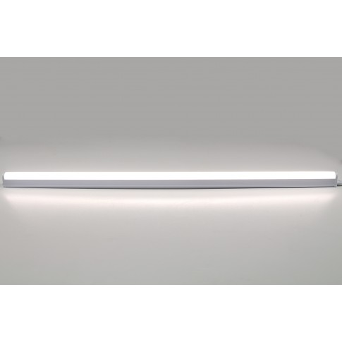 Corp iluminat LED XFIT FT13, 13W, 1150 lm, aparent, 84 cm, IP20, lumina neutra, alb mat