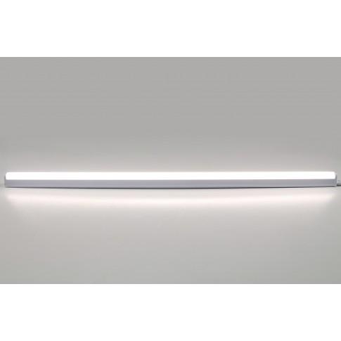Corp iluminat LED XFIT FT18, 18W, 1700 lm, aparent, 114 cm, IP20, lumina neutra, alb mat