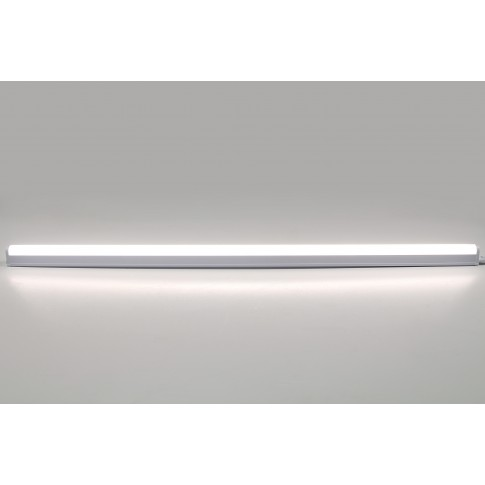 Corp iluminat LED XFIT FT22, 22W, 2100 lm, aparent, 144 cm, IP20, lumina neutra, alb mat