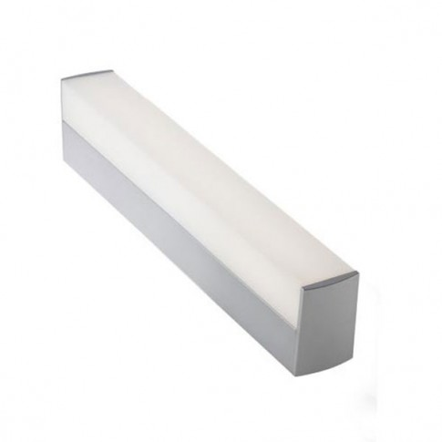 Corp iluminat LED XMINI MN01, 7W, 497 lm, aparent, 27.5 cm, IP20, lumina neutra, argintiu