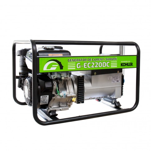 Generator de curent pentru sudura, trifazic, Technik G-EC220DC, 6.1 kva, 14 CP