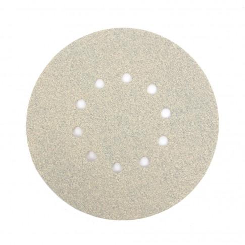 Disc abraziv, autoadeziv, Klingspor PS 33 CK, GLS 52, 225 mm, granulatie 60
