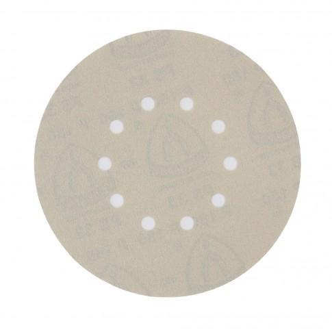 Disc abraziv, autoadeziv, Klingspor PS 33 BK, GLS 52, 225 mm, granulatie 180