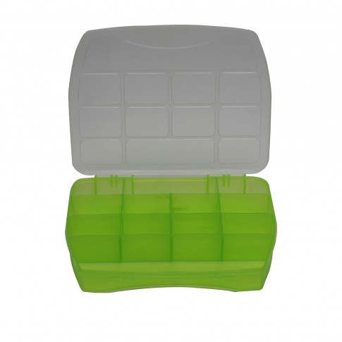 Organizator Patrol Domino 25 Soft Green, 250 x 200 x 44 mm