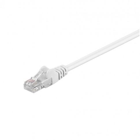 Cablu UTP CAT5E mufat Hoff, 26 AWG, gri, 3 m