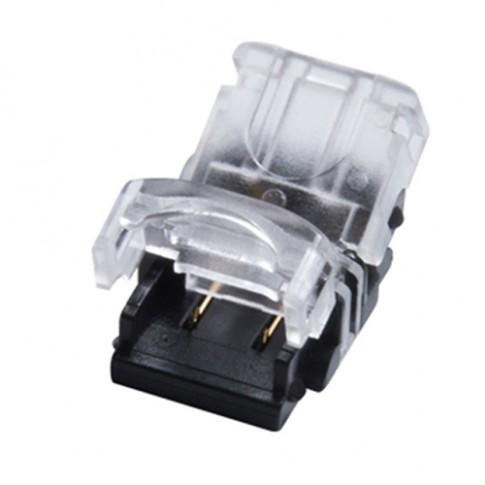 Conector rapid banda LED 10 mm, 2 pini, 2 x AWG
