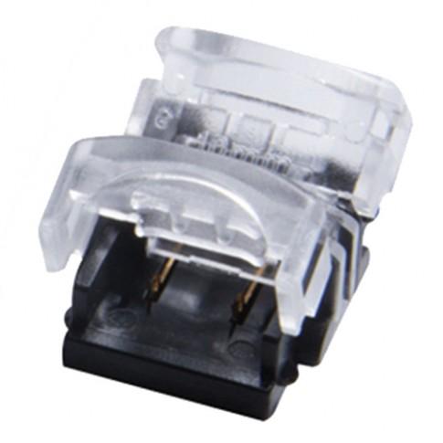 Conector rapid banda LED 10 mm, 2 pini