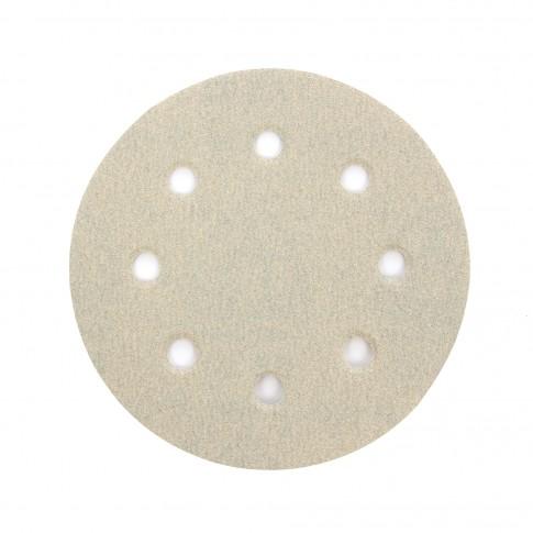 Disc abraziv, autoadeziv, Klingspor PS 33 CK, GLS 77, 180 mm, granulatie 100