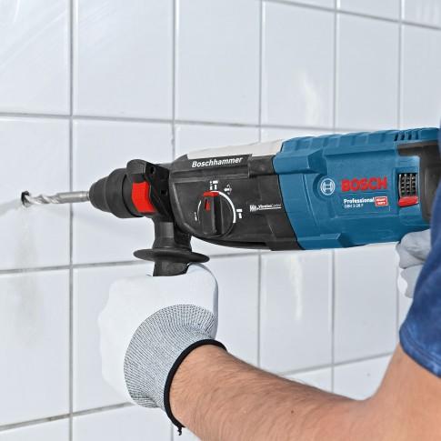 Ciocan rotopercutor cu 3 functii, Bosch Professional GBH 2-28 F, 880 W