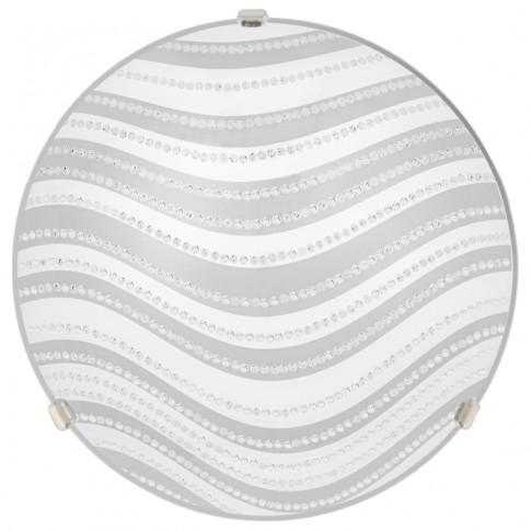 Plafoniera Dune LY-6074, 1 x E27, 250 mm, alba