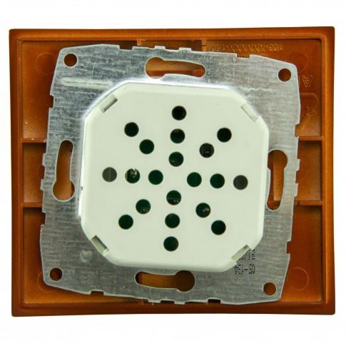 Variator de tensiune Mono Electric Larissa, cires, 800W, rama inclusa