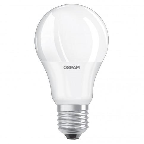 Bec LED Osram clasic mat A60 E27 10W 1055lm lumina neutra 4000 K