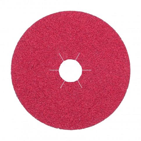 Disc abraziv, pentru otel, Klingspor FS 964 ACT, 125 x 22 mm, granulatie 40