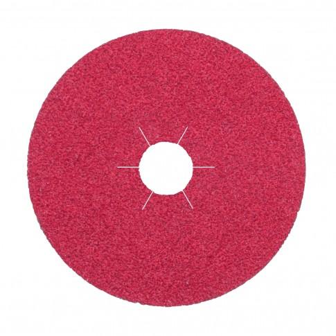 Disc abraziv, pentru otel, Klingspor FS 964 ACT, 125 x 22 mm, granulatie 60