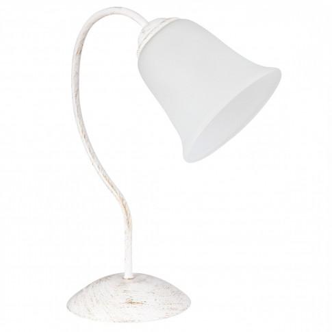Veioza Fabiola 7260, 1 x E27, alb antic