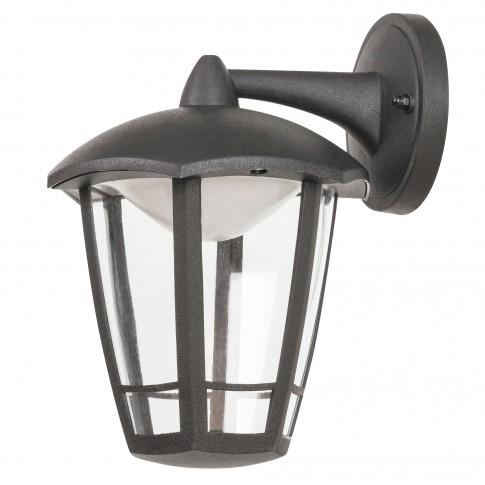 Aplica in jos exterior LED Sorento 8125, 8W, negru