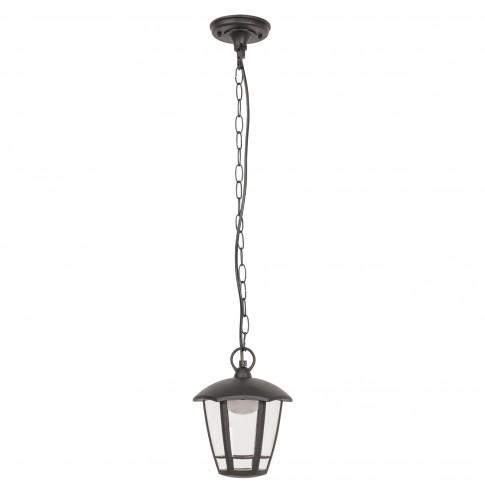 Suspensie exterior LED Sorento 8128, 8W, negru