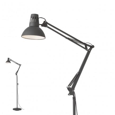 Lampadar Peep 01-1284, 1 x E27, 1700 mm, negru