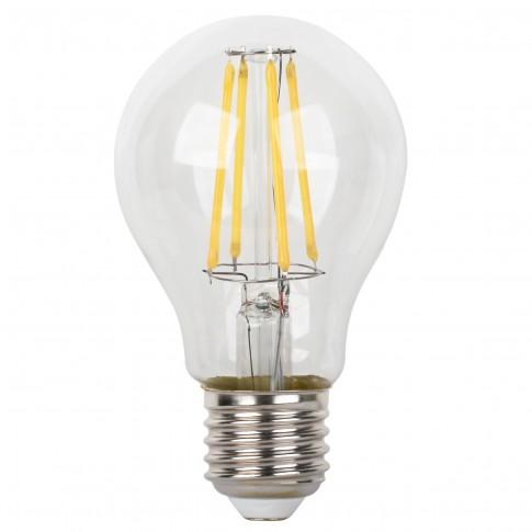 Bec LED filament Hoff clasic A60 E27 8W 800lm lumina calda 2700 K