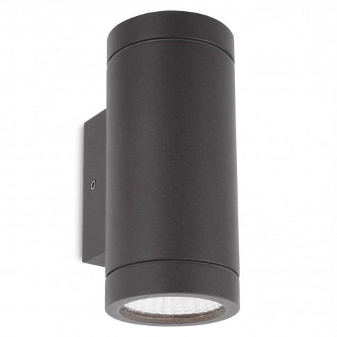 Aplica exterior cu LED Vince DG 9452, 2 x 3W, gri