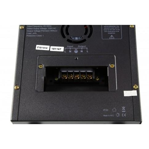 Stabilizator de tensiune triac Well Agile 5000VA / 3500W