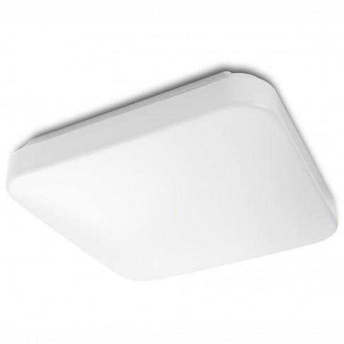 Plafoniera LED Mauve 3111031P3, 17W, lumina neutra, alba