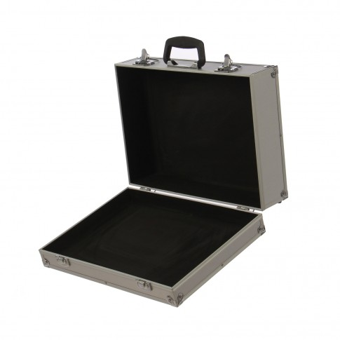 Valiza scule, din aluminiu, Holzer PT14097-3, 45.5 x 33 x 15.2 cm
