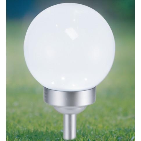 Lampa solara cu 4 LED-uri Hoff, glob, 2 in 1, H 35 cm